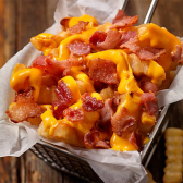Beicon Cheese Fries