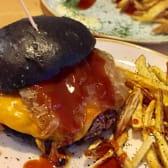 Burger Texas Cowboy (150 G.)