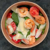 Салат з креветками (220г)
