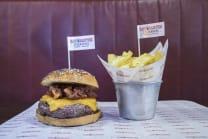 New York Bacon Cheeseburger