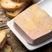 Foie de pato (120 g.)