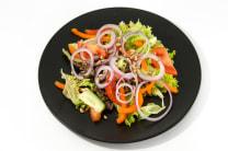Салат із свіжих овочів з насінням (140г)