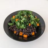 Black Quinoa Salad