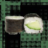 90. Hosomaki pepino y queso (8pzs)
