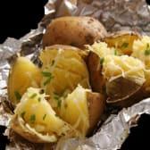 Печена картопля (250г)
