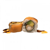 124. Uramaki California spicy langostino (8 uds)