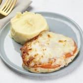 М'ясо по-французьки з пюре (305г)