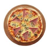 პიცა პროშუტო