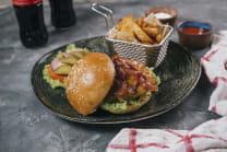 Classig Beef Burger