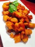 Filet de Poisson Sauce Aigre Doux