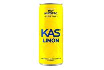 Lata Kas Limón (33 cl.)