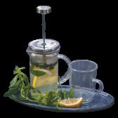 ჯანჯაფილისა და ლიმონის ჩაი