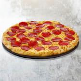 Pizza Pepperoni Blat Pan Ø medie