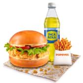 Combo Sandwich Aji Mix