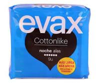 Evax  Compresas Con Alas Noche 9 uds