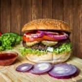 Burger Klasyczny Wypas 210g