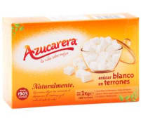 Azucarera Azúcar Blanco En Terrones   1kg