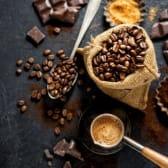 ყავა შოკოლადის არომატით, 100გრ