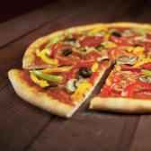 სამარხვო პიცა