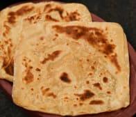 Plain Paratha  (1 Pc)