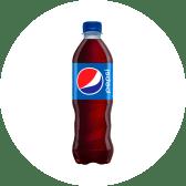 Pepsi бутылка (0.5 л.)
