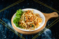 Thin noodles vegetable /chicken/pork/beef/seafood/shrimp/squid