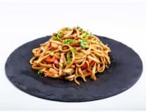 Удон з морепродуктами і овочами (350г)