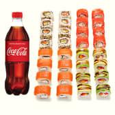 Сет Фаворит + Кока Кола 1л (945г)
