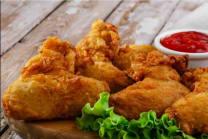 Spicy Chicken Brosted Basket 4pc