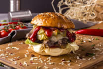 Beef Burger (300г)