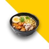 Курячий суп з яєчною локшиною (500г)