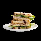 Sándwich De Pavo Con Arándanos