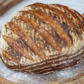 ქვაზე გამომცხვარი ლომთაგორას პური
