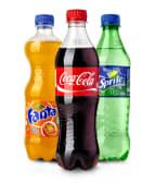Coca-cola (0,5л)