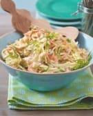 Creamy Cabbage & Carrot Salad