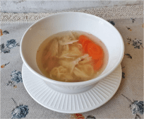 Курячий суп Ранок Кислякова (300г)