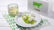Сирні кульки козині в оливковій олії (пер.кинза) (1шт/100г)