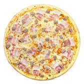 Pizza Americana średnia