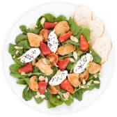 Салат з куркою та полуницею (355г)