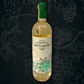 Вино Лас Камілас червоне напівсолодке 11% 0,75л