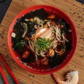 Страва Суп Удон з морепродуктами (400г)