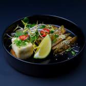 Кукумбер салат з місо кунжутним соусом (225г)