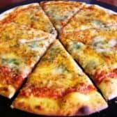 """პიცა ,,ოთხი ყველით"""""""