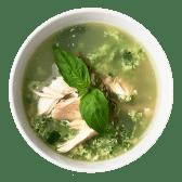 Крем-суп шпинатний (230г)