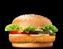 Country Vege burger Large Menu