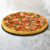 Pizza Quattro Stagioni Blat Pan Ø mare