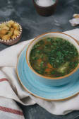 Classic Vegetable or Chicken Soup