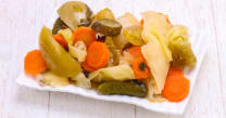 Pickled plate