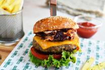 Asado Burger