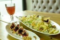ხუთი ყველის სალათი შეფისგან
